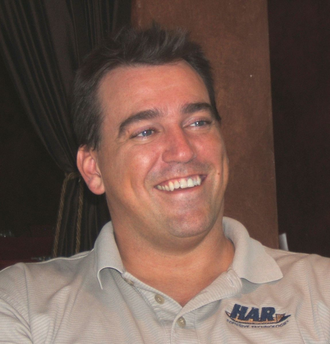 Gary Hajek - Technical Sales Representative from HAR Adhesive Technologies