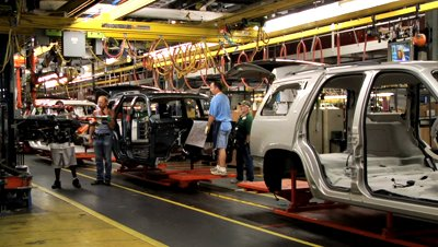 Adhesive Solutions Used in Vehicle Assembly